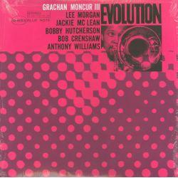 MONCUR III, GRACHAN - EVOLUTION (1 LP) - WYDANIE AMERYKAŃSKIE