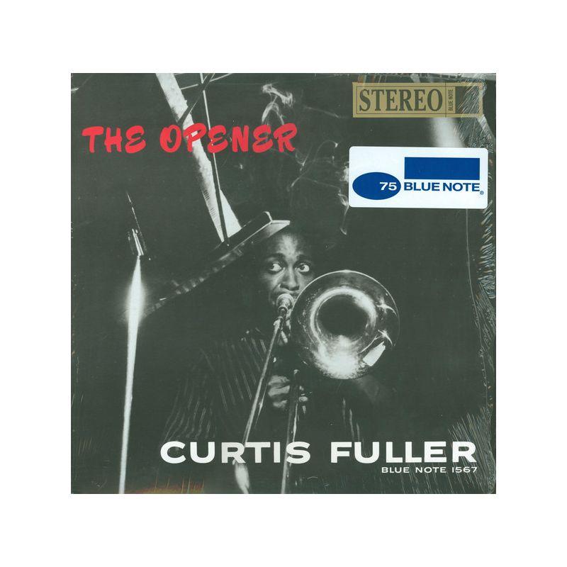 Fuller Curtis The Opener 1 Lp Wydanie AmerykaŃskie