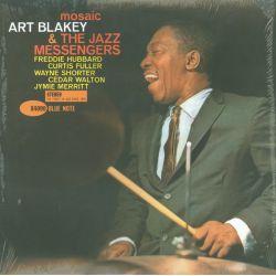 BLAKEY, ART & THE JAZZ MESSENGERS - MOSAIC (1 LP) - WYDANIE AMERYKAŃSKIE