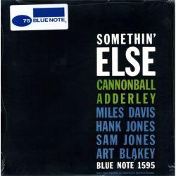 ADDERLEY, CANNONBALL - SOMETHIN' ELSE (1 LP) - MONO - WYDANIE AMERYKAŃSKIE