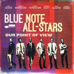 BLUE NOTE ALL-STARS - OUR POINT OF VIEW (2 LP) - WYDANIE AMERYKAŃSKIE