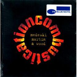 MEDESKI, MARTIN & WOOD - COMBUSTICATION (2 LP) - WYDANIE AMERYKAŃSKIE