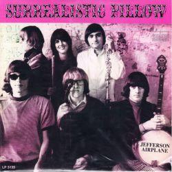 JEFFERSON AIRPLANE - SURREALISTIC PILLOW (1 LP) - MONO - WYDANIE AMERYKAŃSKIE
