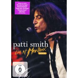 PATTI SMITH - LIVE AT MONTREUX 2005 (1 DVD)