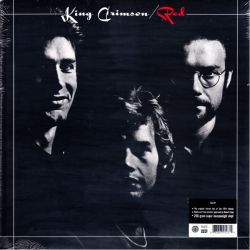 KING CRIMSON - RED (1LP+MP3 DOWNLOAD) - 200 GRAM PRESSING