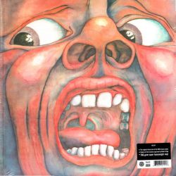 KING CRIMSON - IN THE COURT OF THE CRIMSON KING (1 LP) - 200 GRAM PRESSING