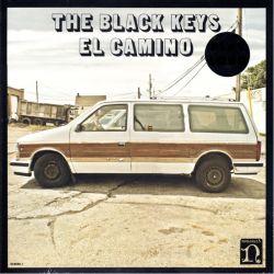 BLACK KEYS, THE - EL CAMINO (1 LP) - WYDANIE AMERYKAŃSKIE