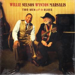 NELSON, WILLIE / MARSALIS, WYNTON - TWO MEN WITH THE BLUES (2LP) - WYDANIE AMERYKAŃSKIE