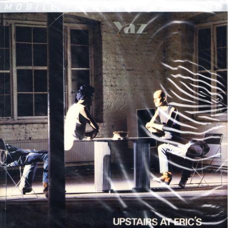 YAZ [YAZOO] - UPSTAIRS AT ERIC'S (1 LP) - MOFI NUMBERED SILVER LABEL EDITION - WYDANIE AMERYKAŃSKIE