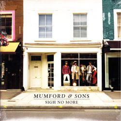 MUMFORD & SONS - SIGH NO MORE (1 LP) - WYDANIE AMERYKAŃSKIE