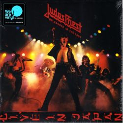 JUDAS PRIEST - UNLEASHED IN THE EAST (1 LP) - REMASTERED 2017 - 180 GRAM PRESSING