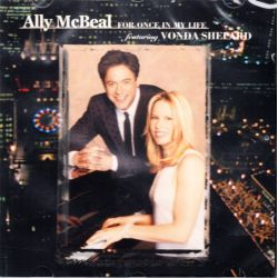 ALLY MCBEAL - HEART AND SOUL - NEW SONGS FROM ALLY MCBEAL 2 - VONDA SHEPARD (1 CD)