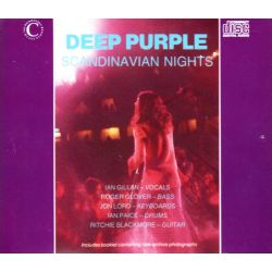 DEEP PURPLE - SCANDINAVIAN NIGHTS (2 CD)