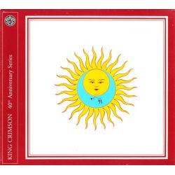 KING CRIMSON - LARKS' TONGUES IN ASPIC (1 CD + 1 DVD) - 40TH ANNIVERSARY SERIES
