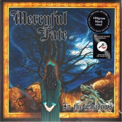 MERCYFUL FATE - IN THE SHADOWS (1 LP) - METAL BLADE EDITION - 180 GRAM PRESSING