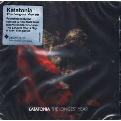 KATATONIA - THE LONGEST YEAR E.P. (1 CD)