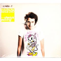 TODDLA T - WATCH ME DANCE (1 CD + 1 DVD)