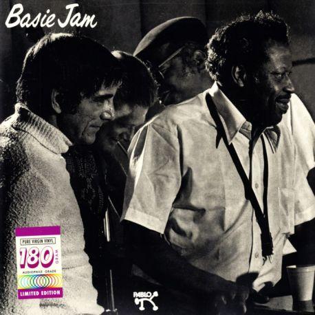 BASIE, COUNT - BASIE JAM (1 LP) - CONCORD EDITION - 180 GRAM PRESSING