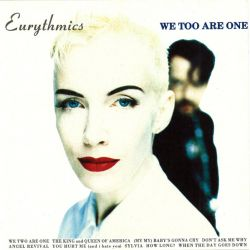 EURYTHMICS - WE TOO ARE ONE (1 LP)