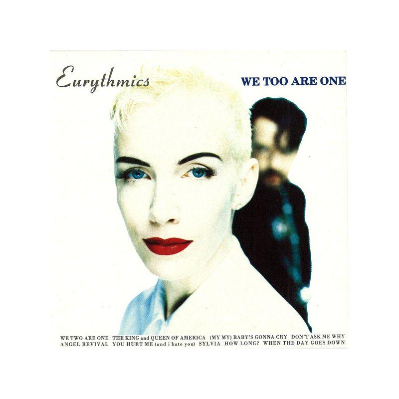 Eurythmics We Too Are One 1 Lp Najlepszamuzyka Pl