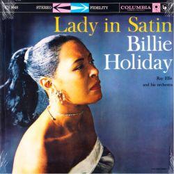 HOLIDAY, BILLIE - LADY IN SATIN (1 LP) - WYDANIE AMERYKAŃSKIE