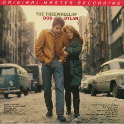 DYLAN, BOB - THE FREEWHEELIN' BOB DYLAN (2 LP) - LIMITED MONO MFSL EDITION - 180 GRAM PRESSING - WYDANIE AMERYKAŃSKIE