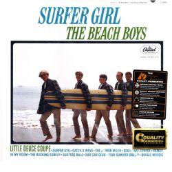 BEACH BOYS, THE - SURFER GIRL (1 LP) - MONO EDITION - 200 GRAM PRESSING - WYDANIE AMERYKAŃSKIE