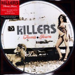 KILLERS, THE - SAM'S TOWN (1LP) - PICTURE DISC - WYDANIE AMERYKAŃSKIE
