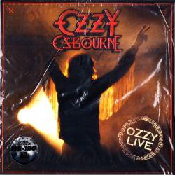 OSBOURNE, OZZY - OZZY LIVE (2LP) - RSD EDITION - 180 GRAM PRESSING - WYDANIE AMERYKAŃSKIE