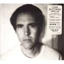 McCOMBS, CASS - MANGY LOVE (1 CD) - WYDANIE AMERYKAŃSKIE