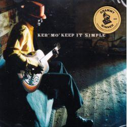 KEB' MO' - KEEP IT SIMPLE (1 CD) - WYDANIE AMERYKAŃSKIE