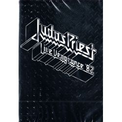JUDAS PRIEST - LIVE VENGEANCE '82 (1 DVD)