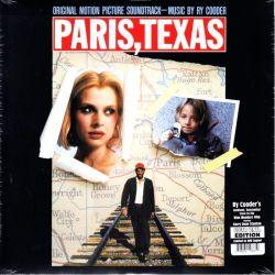 PARIS, TEXAS [PARYŻ, TEKSAS] - RY COODER (1 LP) - LIMITED TO 480 COPIES CLEAR VINYL - WYDANIE AMERYKAŃSKIE