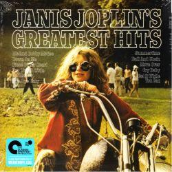 JOPLIN, JANIS - JANIS JOPLIN'S GREATEST HITS (1 LP) - WE ARE VINYL EDITION - WYDANIE AMERYKAŃSKIE
