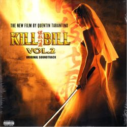 KILL BILL VOL. 2 - A SOUNDTRACK FOR AN QUENTIN TARANTINO FILM (1 LP) - WYDANIE AMERYKAŃSKIE