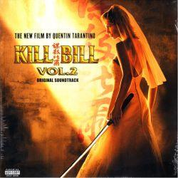 KILL BILL VOL. 2 - A SOUNDTRACK FOR AN QUENTIN TARANTINO FILM (1 LP) - WYDANIE AMERYKAŃSKIE