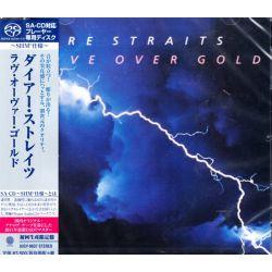 DIRE STRAITS - LOVE OVER GOLD (1 SACD) - SHM - WYDANIE JAPOŃSKIE