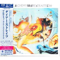 DIRE STRAITS - ALCHEMY - DIRE STRAITS LIVE (1 SACD) - SHM - WYDANIE JAPOŃSKIE