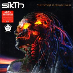 SIKTH - THE FUTURE IN WHOSE EYES? (1 LP) - LIMITED EDITION SPLATTER VINYL - 180 GRAM PRESSING