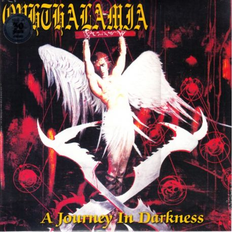 OPHTHALAMIA - A JOURNEY IN DARKNESS (1 LP) - 180 GRAM PRESSING