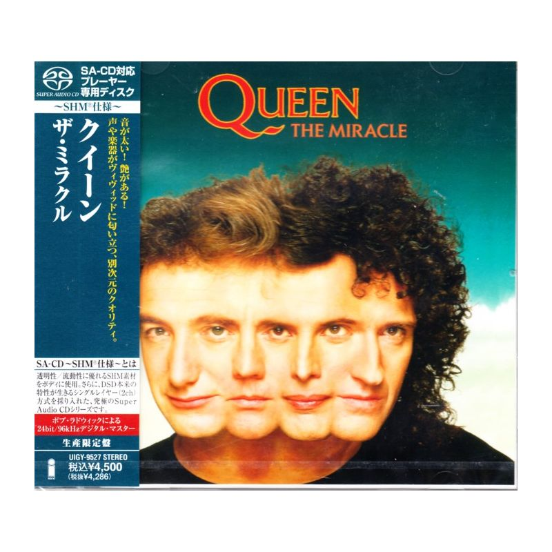 QUEEN - THE MIRACLE (1...