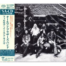 ALLMAN BROTHERS BAND, THE - THE ALLMAN BROTHERS BAND AT FILLMORE EAST (1 SACD) - SHM - WYDANIE JAPOŃSKIE