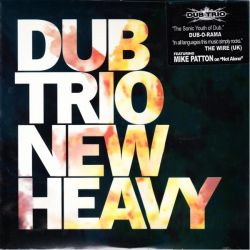 DUB TRIO - NEW HEAVY (1LP)