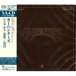 CARPENTERS - THE SINGLES 1969-1973 (1 SACD) - SHM - WYDANIE JAPOŃSKIE