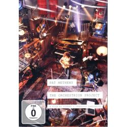 METHENY, PAT - THE ORCHESTRION PROJECT - A FILM BY PIERRE & FRANCOIS LAMOUREUX (2 DVD)