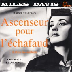 DAVIS, MILES - LIFT TO THE SCAFFOLD - ASCENSEUR POUR L\'ECHAFAUD - WINDĄ NA SZAFOT (2LP) - MOV EDITION - 180 GRAM PRESSING