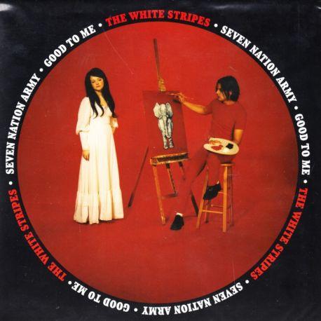 "WHITE STRIPES - SEVEN NATION ARMY (7"" SINGLE)"