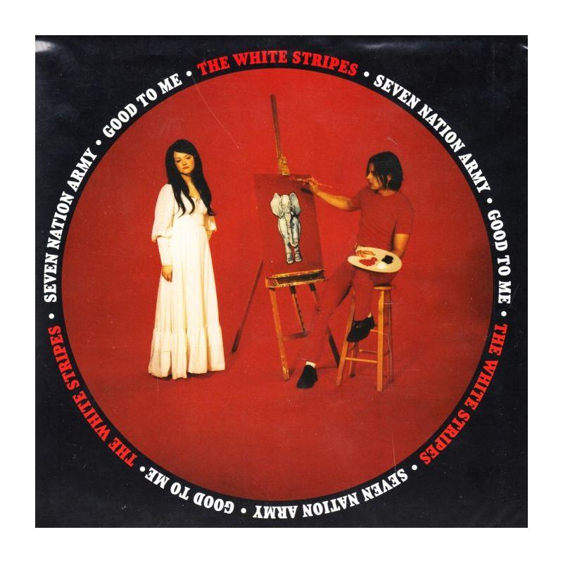 White Stripes Seven Nation Army 7 Quot Single