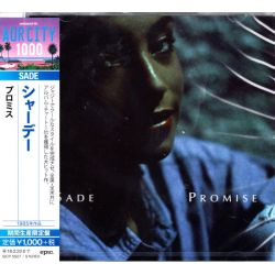 SADE - PROMISE (1 CD) - WYDANIE JAPOŃSKIE