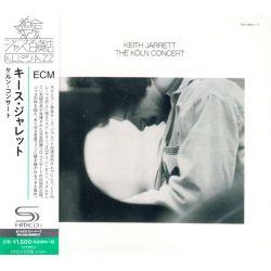 JARRETT, KEITH - THE KOLN CONCERT (1 CD) - SHM - WYDANIE JAPOŃSKIE